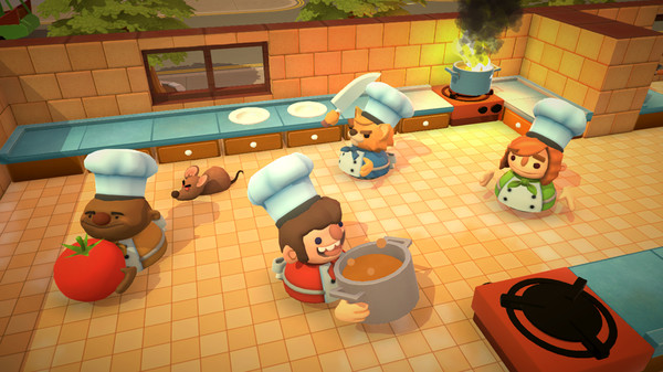 Screenshot 2: Overcooked