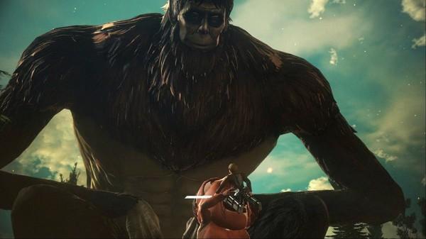 Screenshot 2: 進撃の巨人2