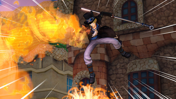 Screenshot 3: ワンピース海賊無双 3