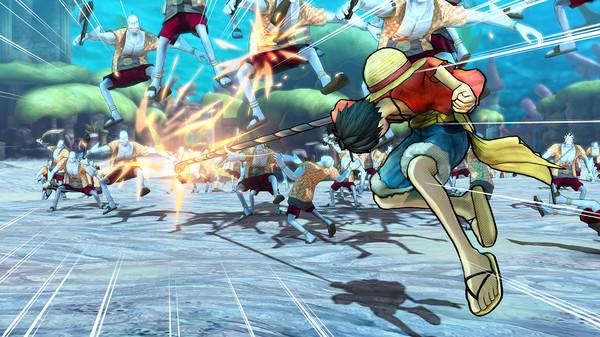 Screenshot 2: ワンピース海賊無双 3