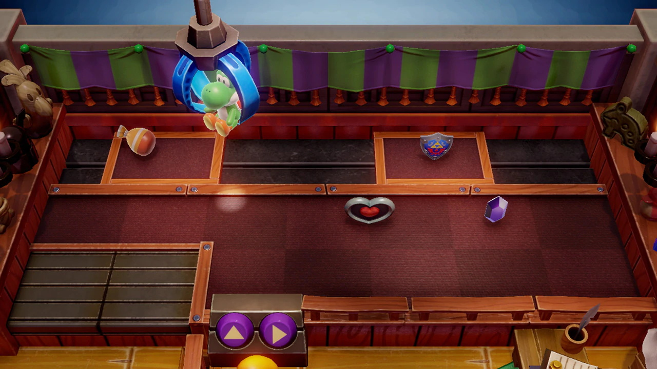 Screenshot 2: ゼルダの伝説 夢をみる島