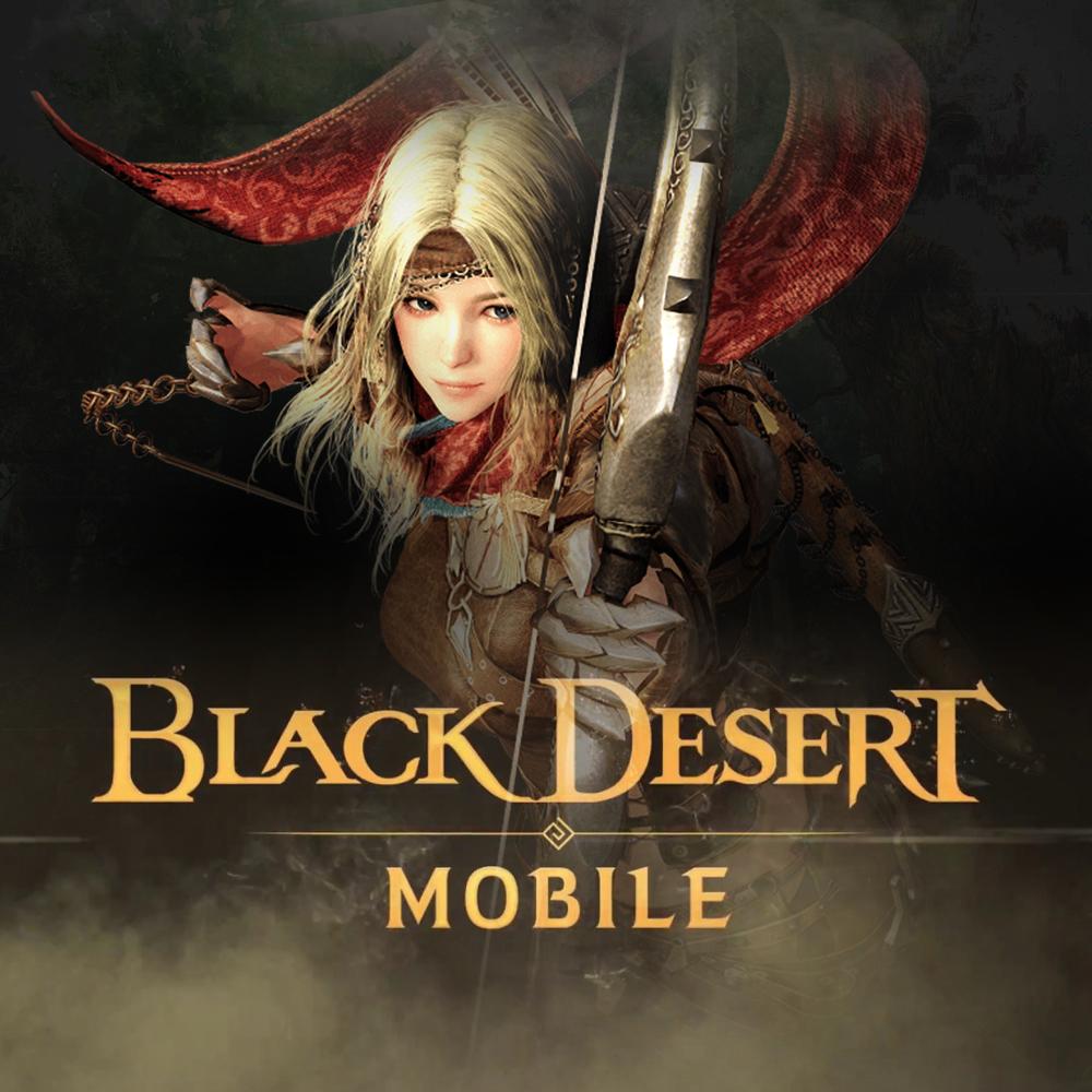 Icon: 黑色沙漠 MOBILE(英文版)