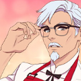 Icon: I Love You, Colonel Sanders! A Finger Lickin' Good Dating Simulator