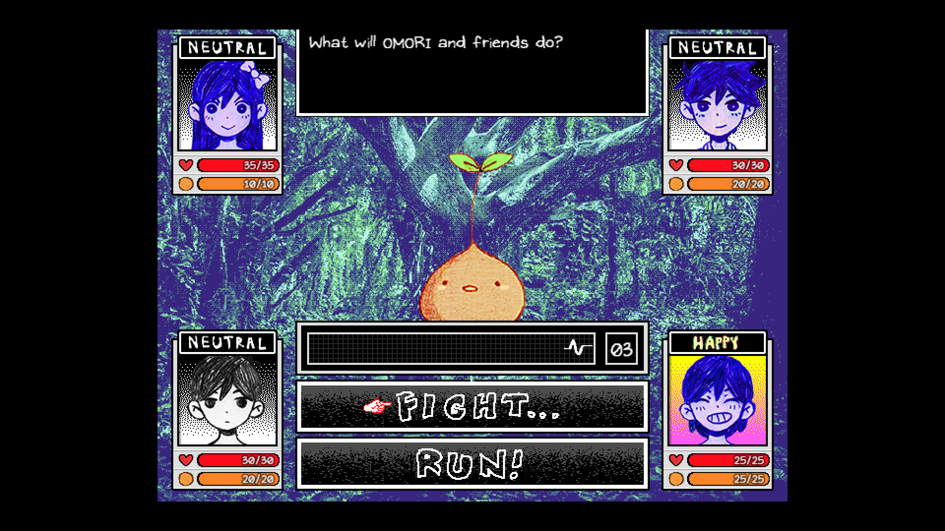 Screenshot 2: OMORI