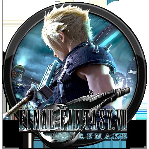 Icon: Final Fantasy VII 重製版