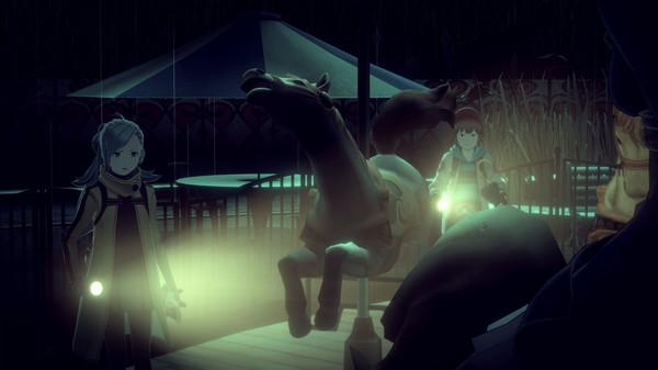 Screenshot 4: AI: The Somnium Files
