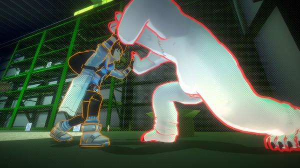 Screenshot 1: AI: The Somnium Files