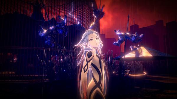 Screenshot 3: AI: The Somnium Files