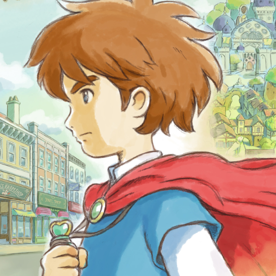 Icon: Ni no Kuni Wrath of the White Witch™ Remastered