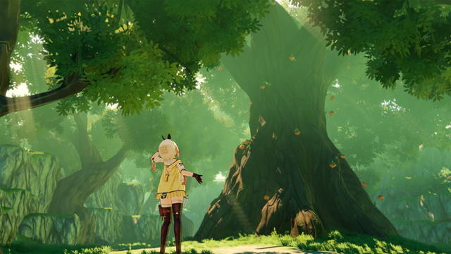 Screenshot 2: Atelier Ryza : Ever Darkness & the Secret Hideout