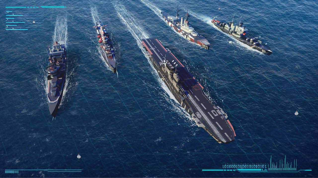 Screenshot 4: Battleships