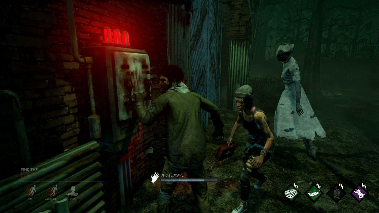 Screenshot 1: Dead by Daylight