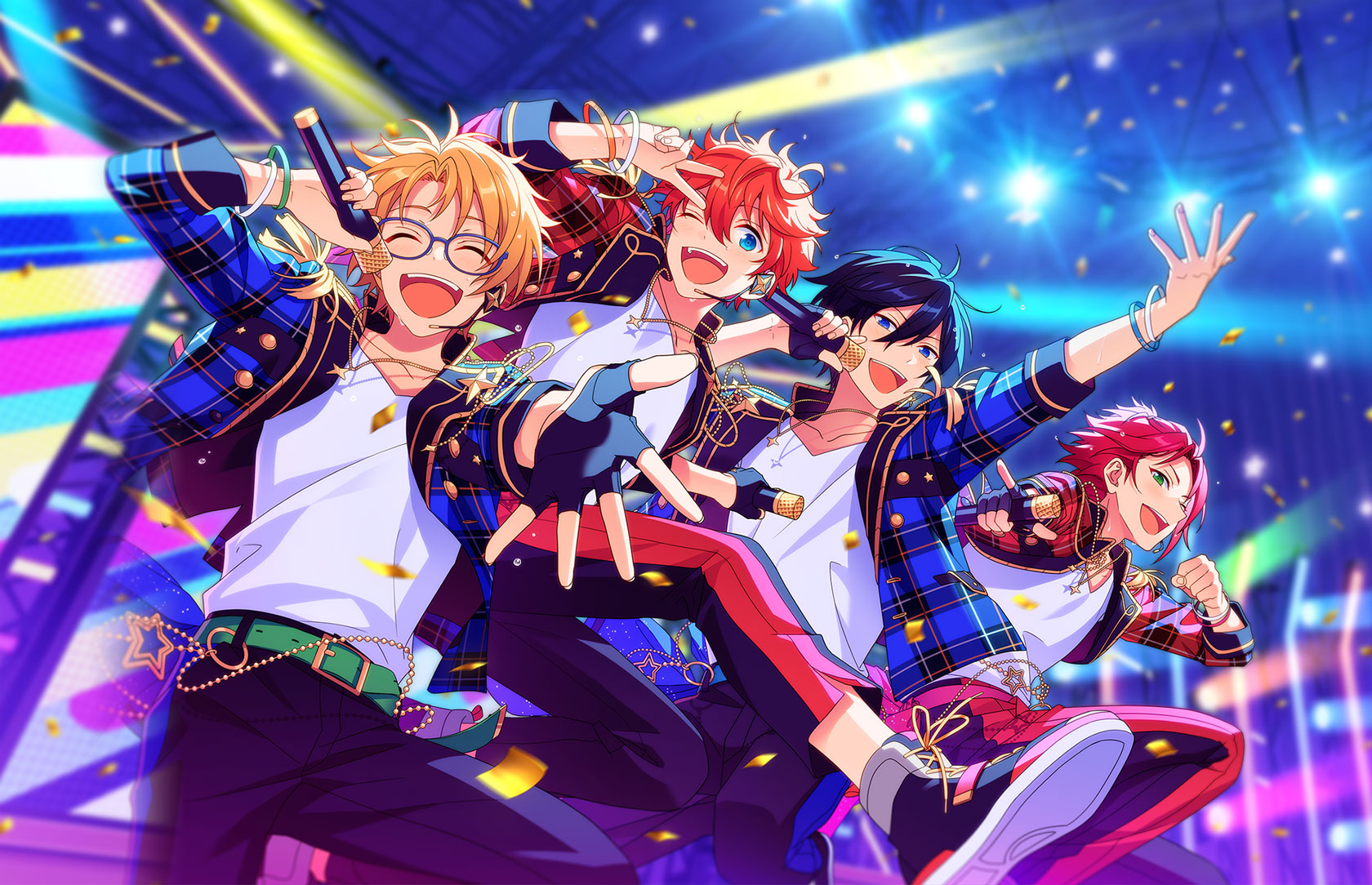 Screenshot 1: Ensemble Stars!! Music
