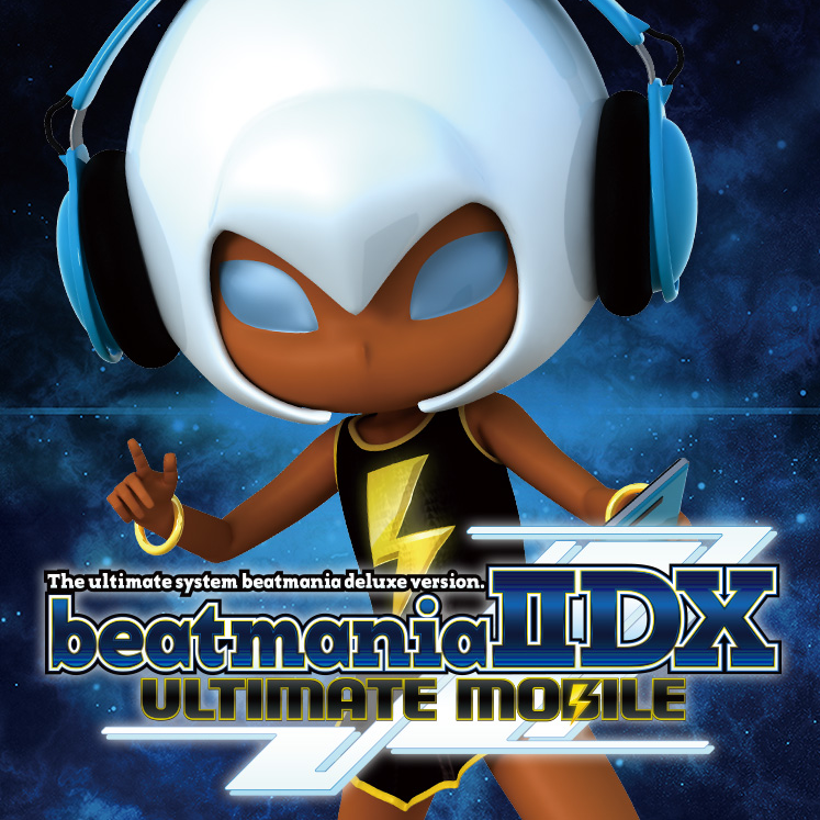 Icon: beatmania IIDX ULTIMATE MOBILE