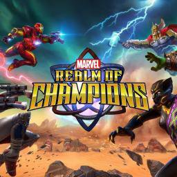 Icon: Marvel: Realm of Champions